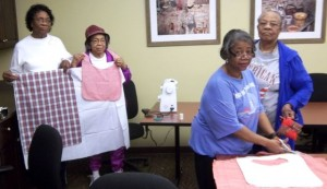 Cover photo for Duplin ECA Club Sew Adult Bibs