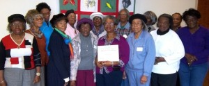 Cover photo for Duplin County Volunteers Recognized for Community Service