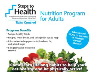 Steps to Health