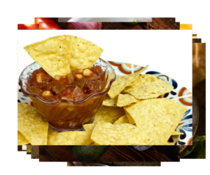 Cover photo for Mexican Street Corn Salsa