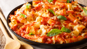 Cover photo for Baked Ziti Recipe